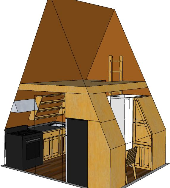 Tiny eco house plans off the grid sustainable tiny houses A frame designs